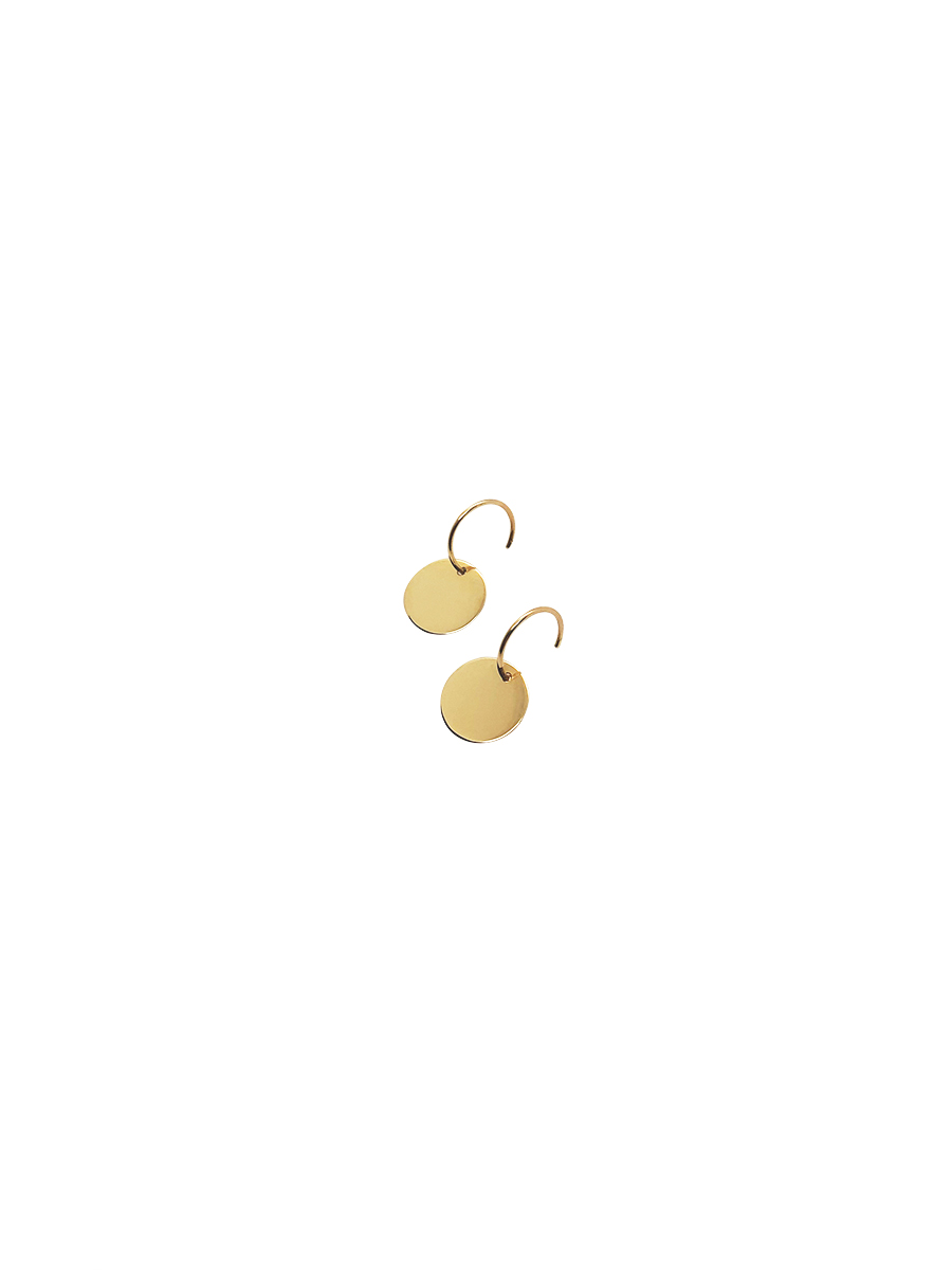 morethanthis-fine-jewelry-earings-Ioanna-Liberta-Gold-Disk1